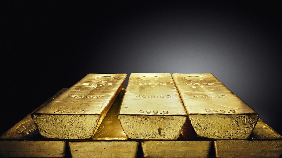 The federal government feared Pennsylvania would seize Civil War gold cache.