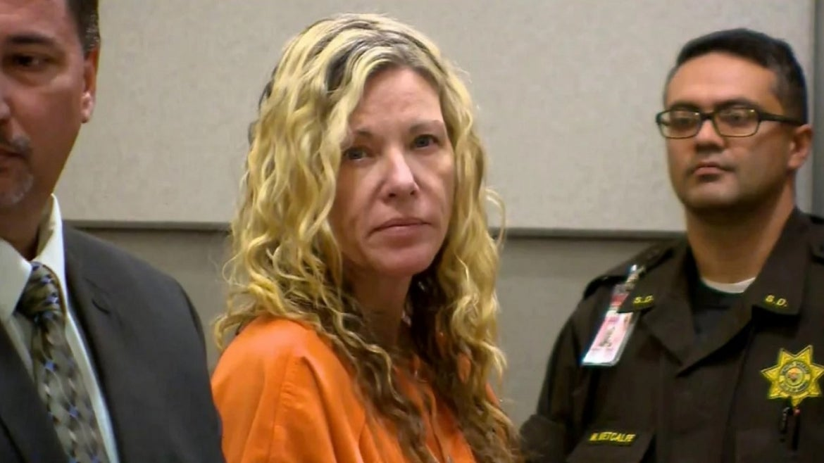Lori Vallow Daybell has been committed by a judge to a psychiatric facility for treatment.