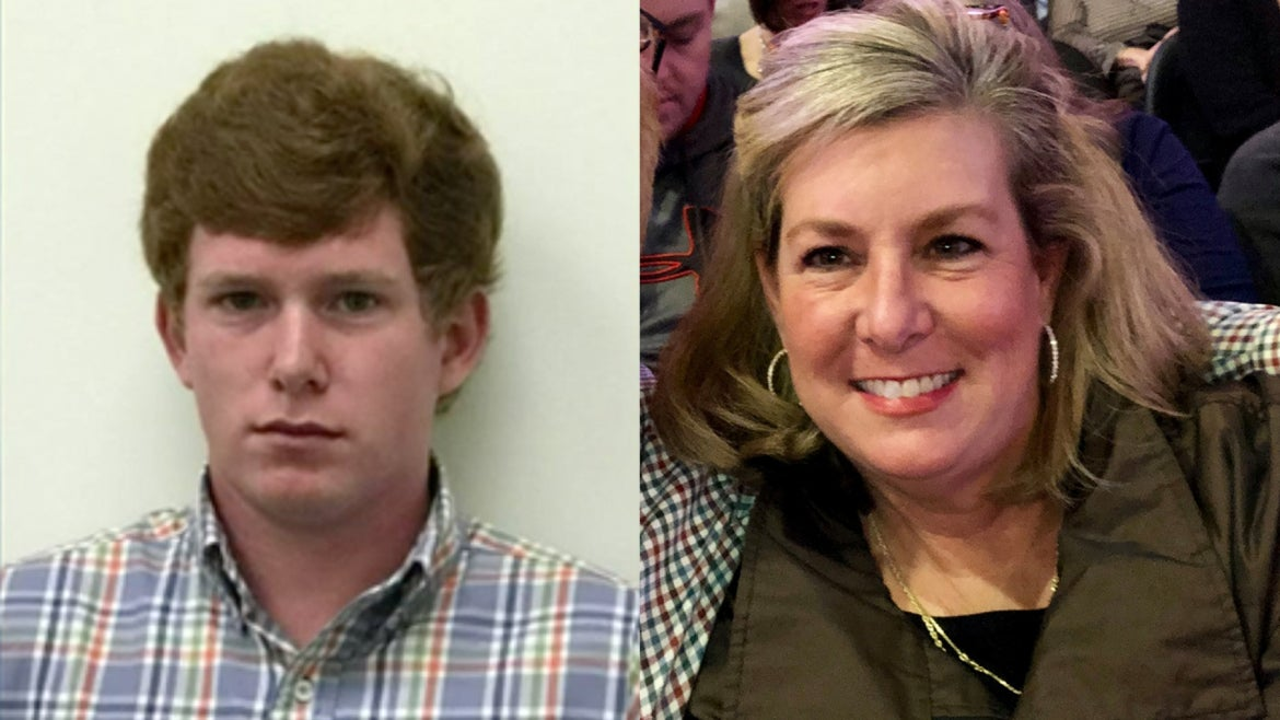 Paul Murdaugh, 22, and his mother, Maggie, 52, were both fatally shot Monday near their home in Colleton County.