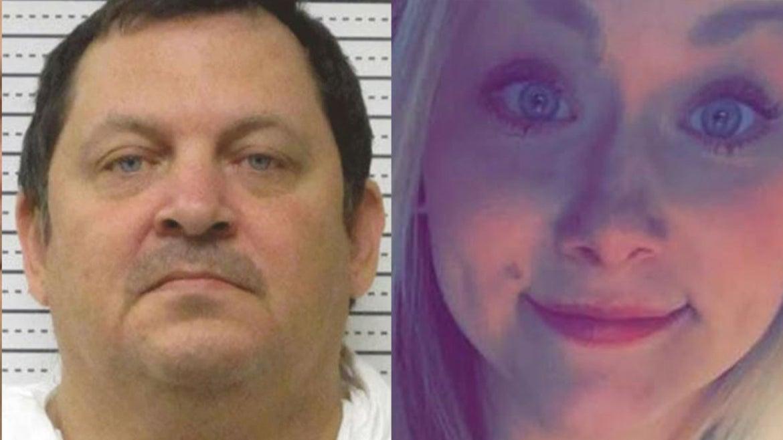 Sentenced to death Aubrey Trail, 54 for killing  Sydney Loofe, 24