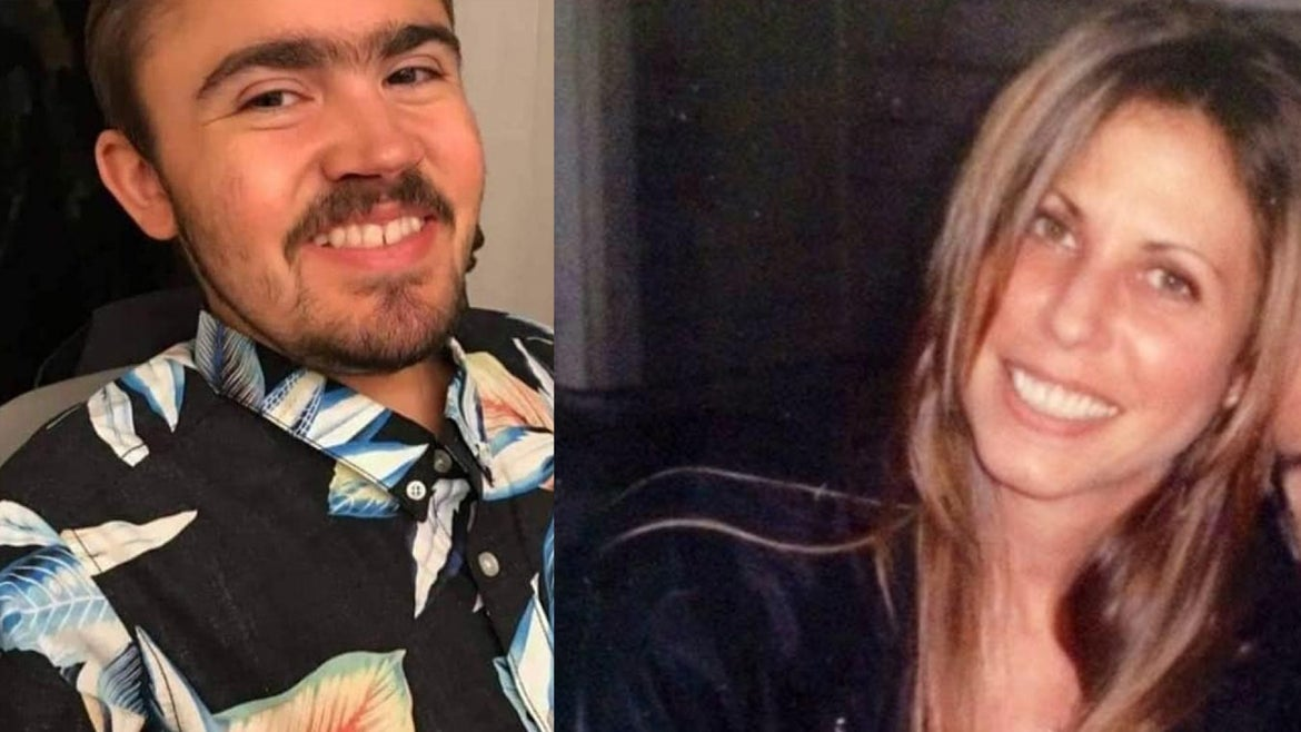 Victims of the Surfside Building Collapse: Luis Andres Bermudez, 26 and Staci Fang, 54