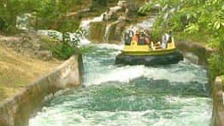 Adventureland water area