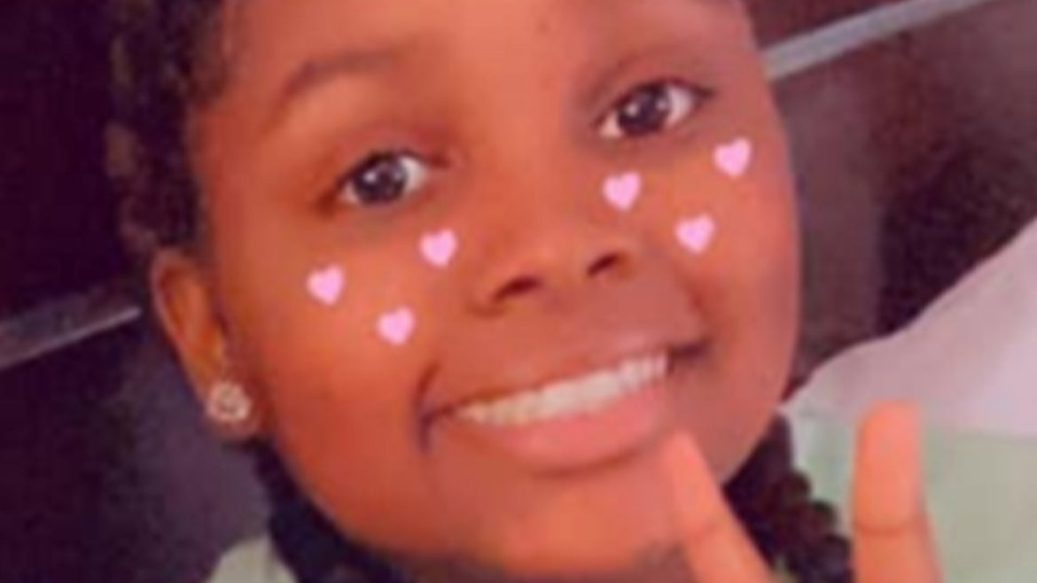 Aaleya Carter, 12, dies after getting swallowed up in storm drain.
