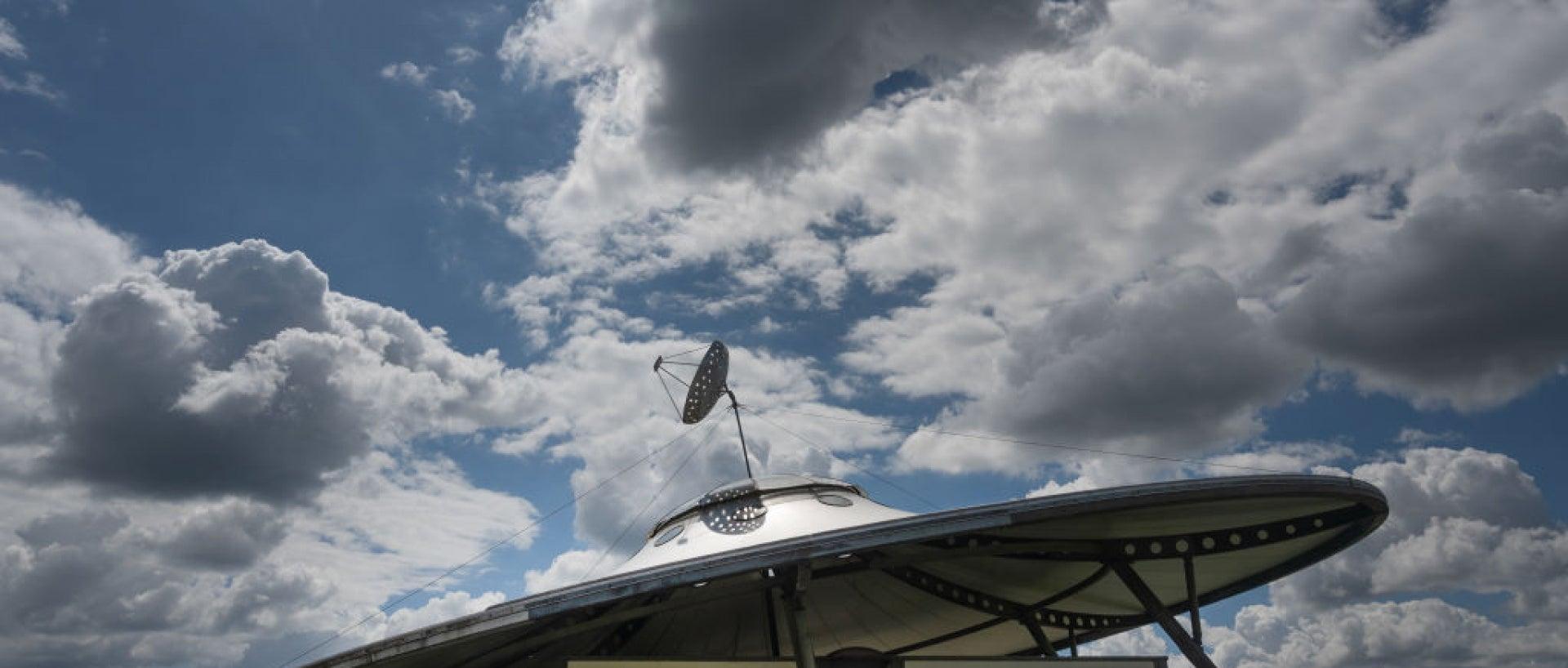 UFO in the Eifel