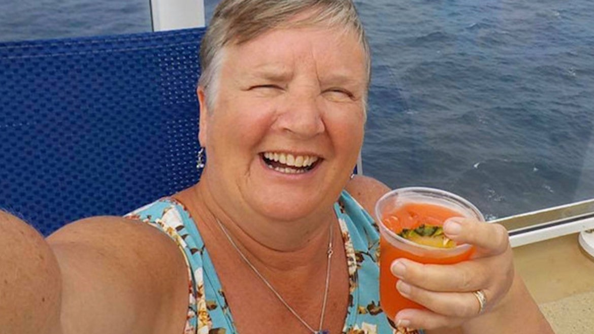 Karen Bernhard, 59, was killed in skydiving accident in Ostego County, NY.