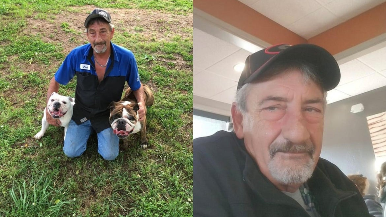Paul Ballinger, 58, passed away Saturday night.