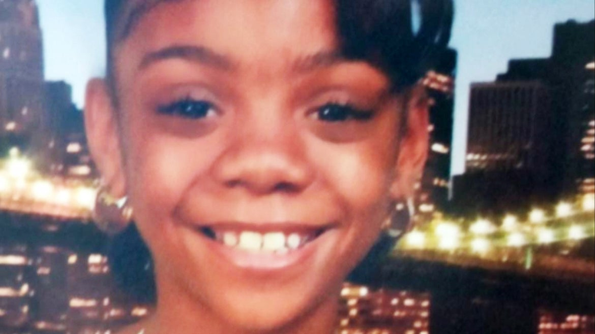 Julissia Davis, 7, had just moved back in with her mother shortly before she died.
