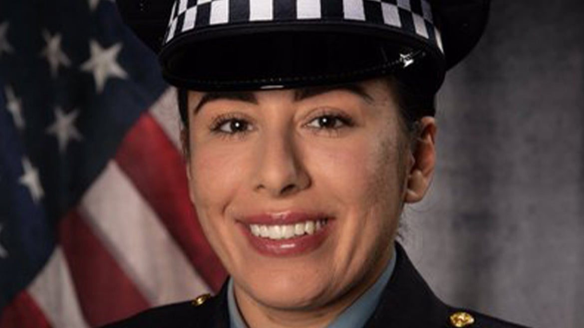 Chicago Police Officer Ella French killed in the line of duty.