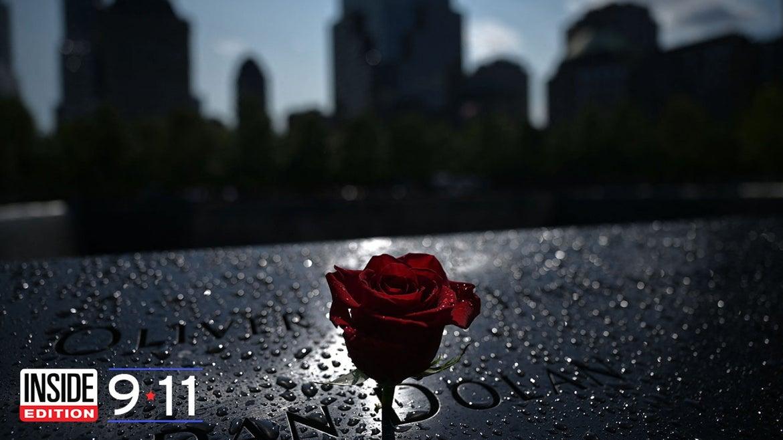 September 11 memorial at Ground Zero
