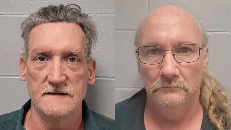 Two Missouri men are in custody.