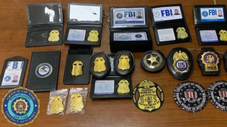 Fake FBI