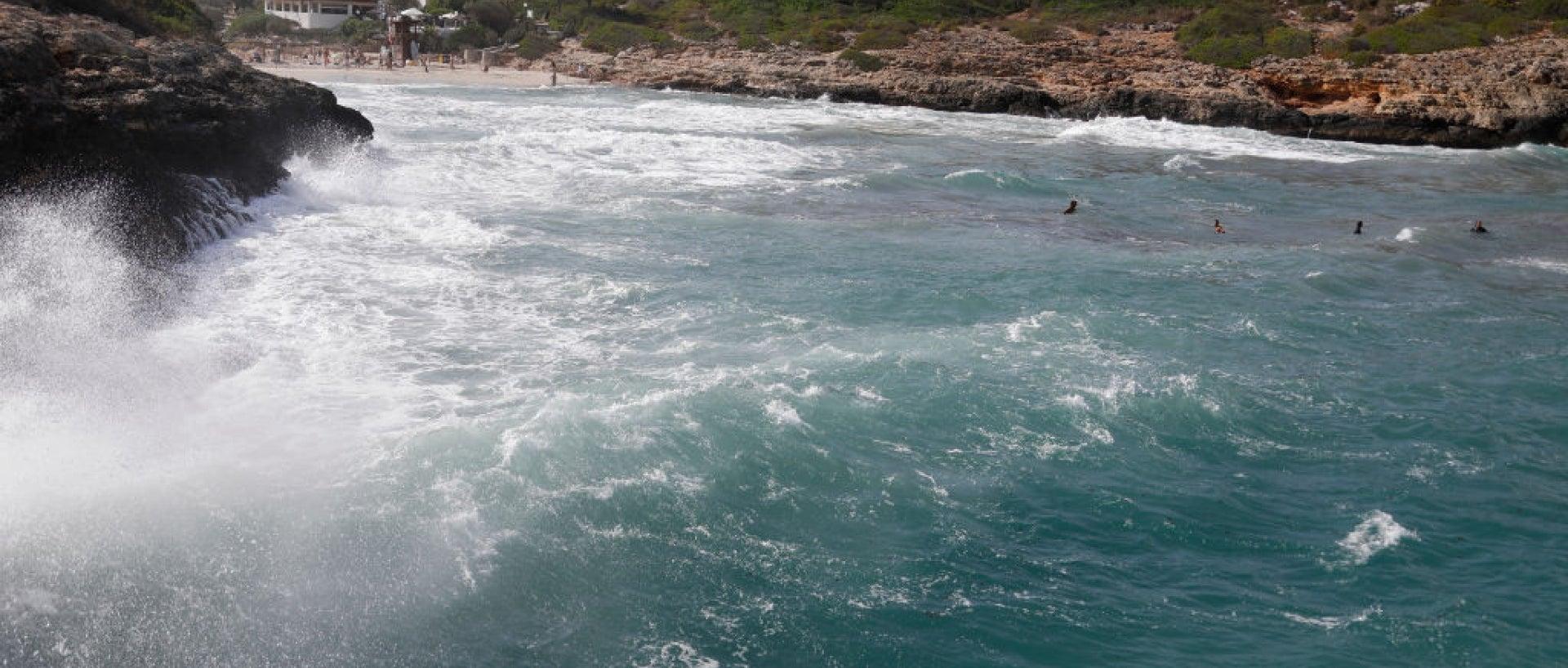 Sea near Majorca