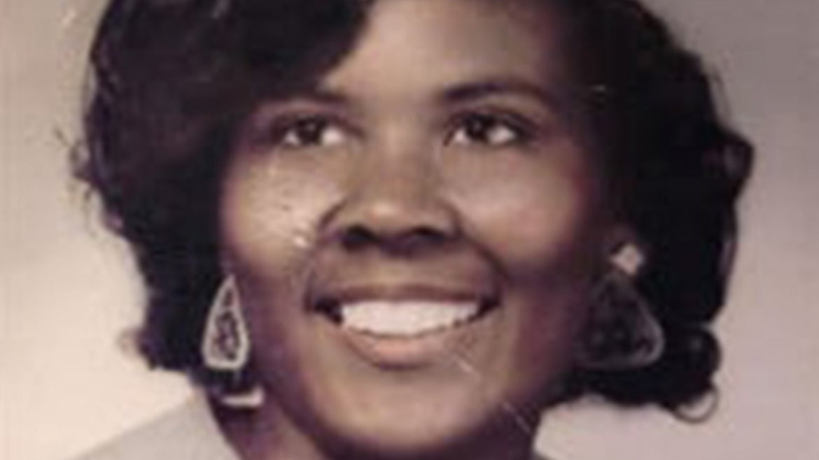 A photo of Mary Archer, who passed away on August 31, 2021.