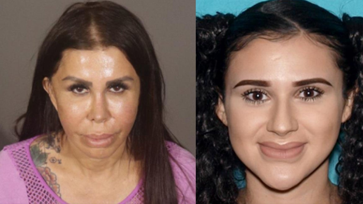 Libby Adame and Alicia Galaz side by side