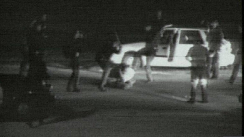 Rodney King beating.