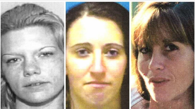 Serial killer victims.