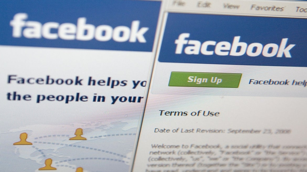 Facebook and Instagram vanished from the internet.